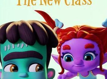 دانلود Super Monsters: The New Class (2020)
