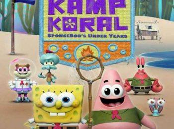 سریال انیمیشن کودکی باب اسفنجی  Kamp Koral: SpongeBob's Under Years