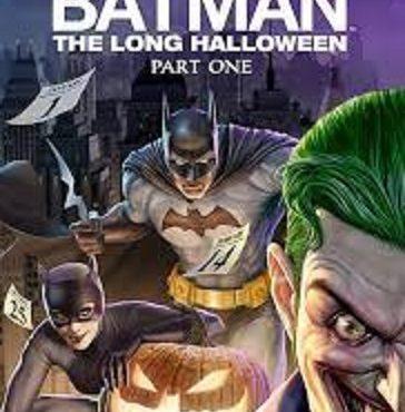انیمیشن _ Batman: The Long Halloween